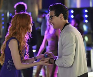 shadowhunters, clary fray, and simon lewis image