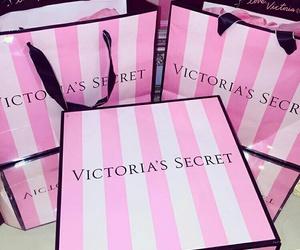 fashion, pink, and Victoria's Secret image