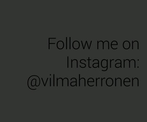follow me, instagram, and followme image