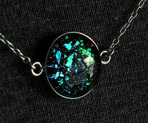 astronomy, choker, and etsy image