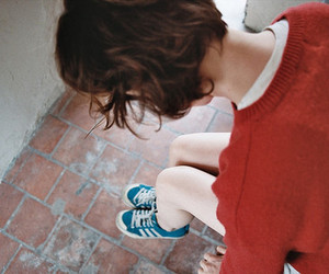 girl and indie image