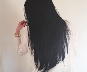 hair, girl, and model image