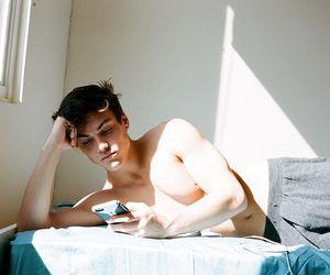 boys, sun, and cute image