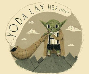 funny, star wars, and wallpapers image
