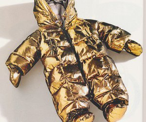 baby, Burberry, and space suit image