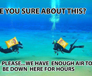 funny, lays, and chips image