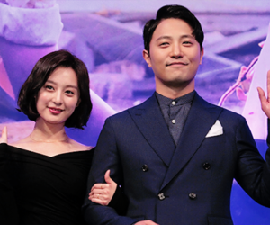 kdrama, jin goo, and kim ji won image