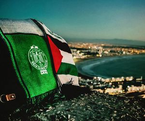 football, free, and palestine image