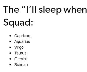 astrology, horoscope, and sleep image