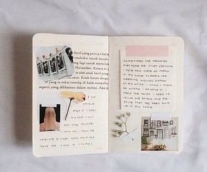 book, indie, and pastel image