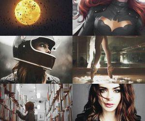 batgirl, oracle, and dc comics image
