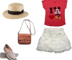 bag, disney, and fashion image