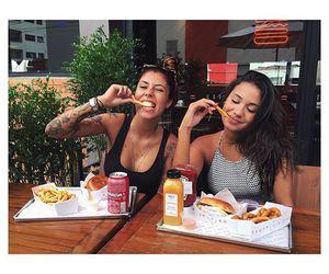 girl, tattoo, and gabriela rippi image