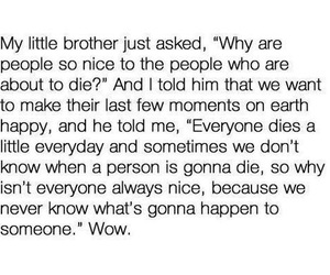 quotes, die, and brother image