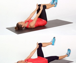 abs, strong, and workout image