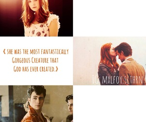 couples, lilyevans, and harrypotter image
