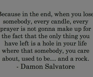 damon, quotes, and series image
