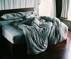 bed, photography, and photo image