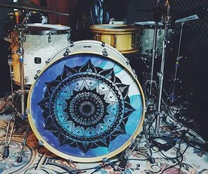 drums and music image