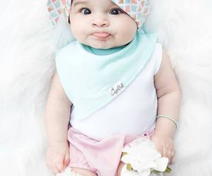 baby, beautiful, and children image