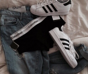 adidas, fashion, and Calvin Klein image