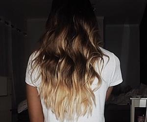 blonde, brown, and tan image