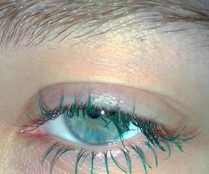 eyes, aesthetic, and blue image