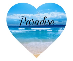 beach and paradise image