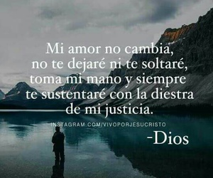 amor, fe, and dios image