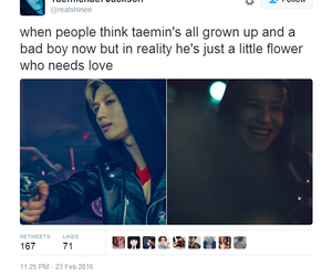 bad boy, flower boy, and kpop image