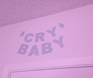 pink, cry baby, and melanie martinez image