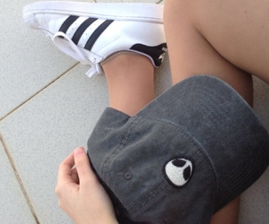 adidas, fashion, and brandy melville image