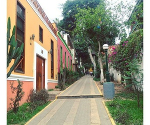 lima, perspective, and peruvian image