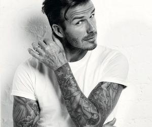 David Beckham, Hot, and tattoo image