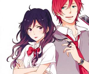 anime, nijiiro days, and rainbow days image
