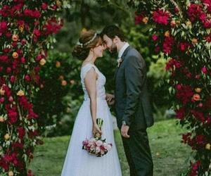 casamento, marriage, and wedding image