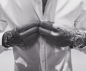 liam payne, one direction, and tattoo image