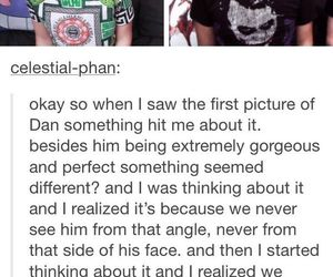 tumblr, dan and phil, and phil lester image