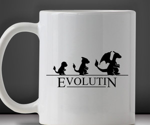 pokemon evolution, gift mug, and partidesygn.com image