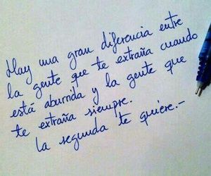 frases, frases en español, and diferencia image