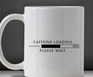 gift mug, partidesygn.com, and please wait quote image