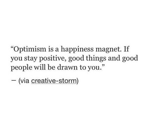 quotes, optimism, and happiness image