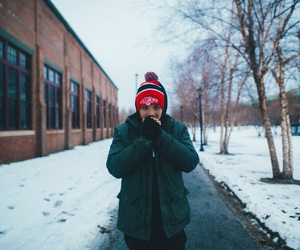 snow and william singe image