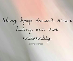 kpop, nationality, and fangirl image
