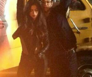 simon lewis, shadowhunters, and isabelle lightwood image