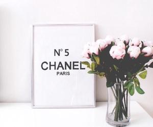 chanel, paris, and bloemen image