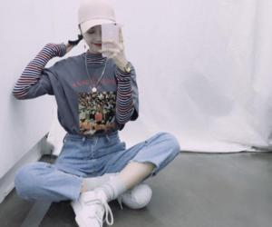 korean, ulzzang girl, and ulzzang girls image