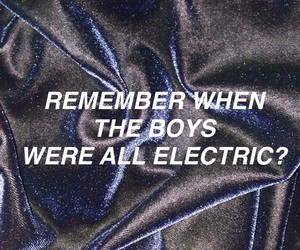 arctic monkeys, boy, and electric image