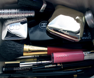 chanel, make up, and dior image