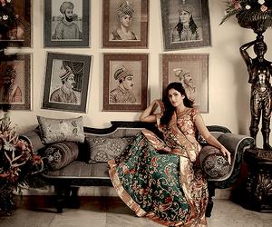 bollywood, fashion, and india image